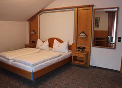 Alpenhotel Widderstein - Mittelberg - Schlafzimmer