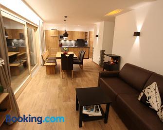 Engadin Lodge - Samnaun - Living room