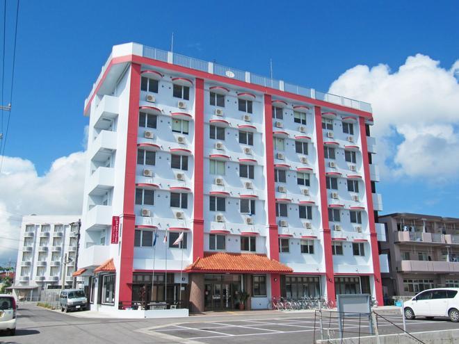 Hotel Tulip Ishigakijima - Ishigaki - Edificio