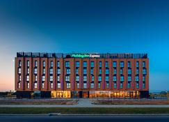 Holiday Inn Express Rzeszow Airport - Jasionka - Κτίριο