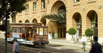 Omni San Francisco Hotel - San Francisco - Building
