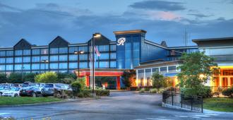 The Ramsey - Pigeon Forge - Building