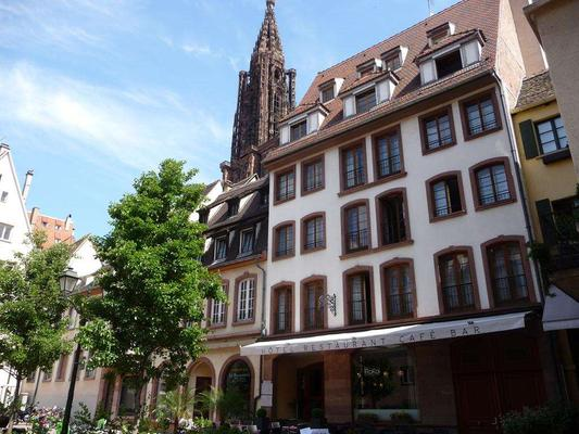 Hotel Rohan - Strasbourg - Building