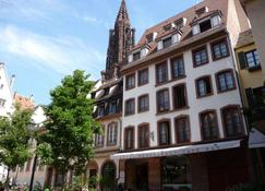 Hotel Rohan - Strasbourg - Bangunan