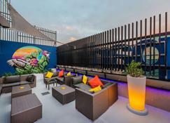 開普敦前灘麗柏酒店 - 開普敦 - 開普敦 - 陽台
