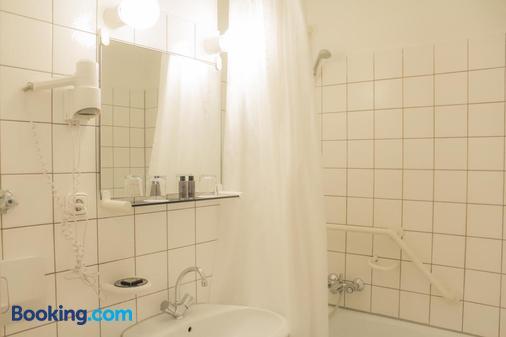 Hotel Moon - Düsseldorf - Phòng tắm