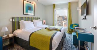Hotel Le Mareuil - פריז - חדר שינה