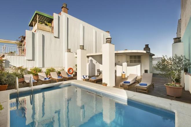 費拉歐尼斯酒店 - 巴塞隆拿 - 巴塞隆納 - 游泳池