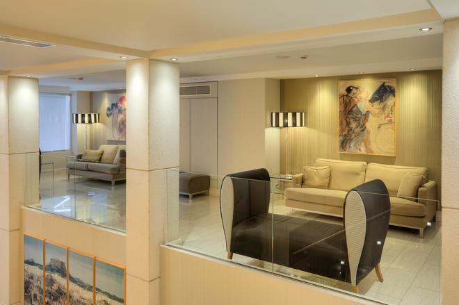 Central Athens Hotel - Athens - Lounge