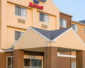 Fairfield Inn and Suites by Marriott Ashland - Ashland - Building