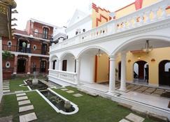 Baber Mahal Vilas - Katmandú - Edificio