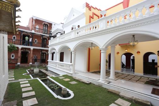 Baber Mahal Vilas - Kathmandu - Building