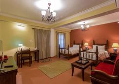 Baber Mahal Vilas - Kathmandu - Bedroom