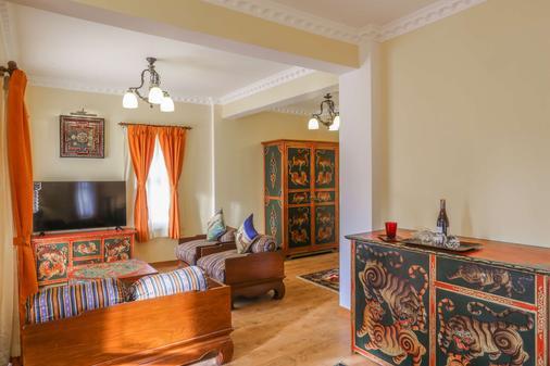 Baber Mahal Vilas - Kathmandu - Living room