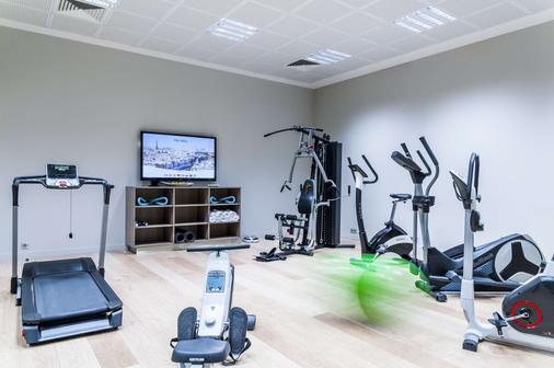Best Western Plus Paris Velizy - Velizy Villacoublay - Gym