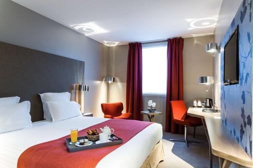 Best Western Plus Paris Velizy - Velizy Villacoublay - Bedroom