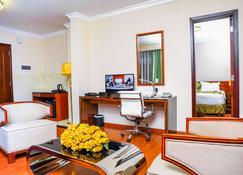 Denver boutique hotel - Addis Abeba - Sala de estar