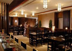 大連銀帆賓館 - 大連 - 餐廳
