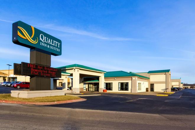 Quality Inn & Suites Moline - Quad Cities - Moline - Rakennus