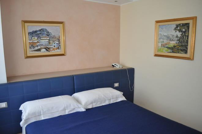 Hotel Igea - Padua - Schlafzimmer