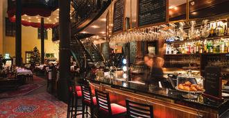 Hotel Kungsträdgården - שטוקהולם - מסעדה