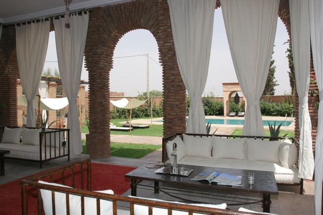 Riad Mamass - Marrakesh - Patio