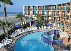 Commodore on the Beach - Galveston - Pool