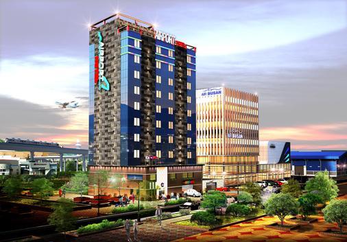 Airport Hotel - Busan - Rakennus