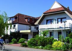 Hotel Morgensonne - Büsum - Κτίριο
