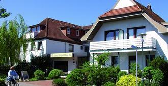 Hotel Morgensonne - Büsum - Toà nhà
