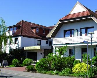 Hotel Morgensonne - Бюзум - Здание