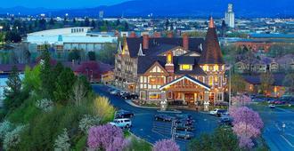 Holiday Inn Express Spokane-Downtown - Spokane - Näkymät ulkona