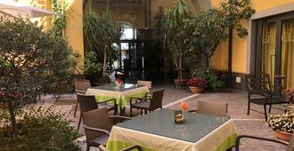 Le Cheminee Business Hotel - Napoli - Patio