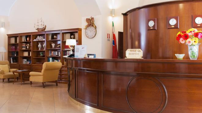 Le Cheminee Business Hotel - Naples - Accueil