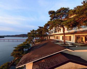 Komatsukan Kofutei - Matsushima - Gebäude