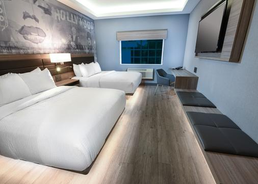 Avenue Hotel Ascend Hotel Collection - Los Angeles - Chambre