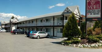 Rosedale Motel - Summerland - Edificio