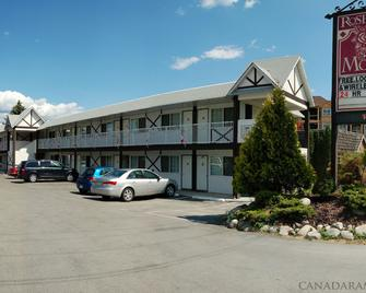 Rosedale Motel - Summerland - Building