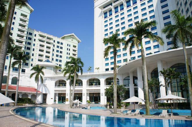 Hanoi Daewoo Hotel - Hà Nội - Toà nhà