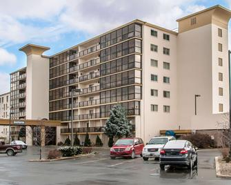 Comfort Inn & Suites - Rochelle - Edificio