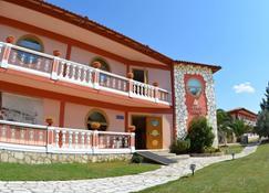 Petros-Italos Hotel Σιθωνία - Νέος Μαρμαράς - Κτίριο