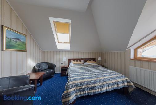 Hotel Krusnohorsky Dvur - Altenberg - Schlafzimmer