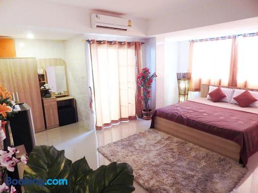 Dhanakarn Place - Chonburi - Bedroom