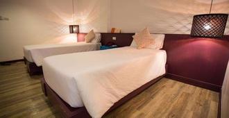 First House Hotel - Băng Cốc - Phòng ngủ