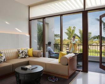 Intercontinental Chennai Mahabalipuram Resort, An IHG Hotel - Mahabalipuram - Σαλόνι