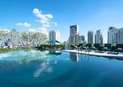 Hyatt Place Bangkok Sukhumvit - Bangkok - Bể bơi