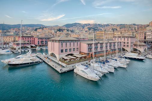 NH Collection Genova Marina - Genoa - Building