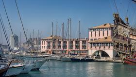 NH Collection Genova Marina - Genua - Gebäude