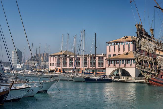 熱那亞碼頭 NH 典藏酒店 - 吉那歐 - 熱那亞 - 建築