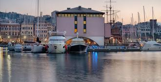 NH Collection Genova Marina - Genoa - Outdoor view